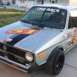 1977 VW Rabbit Race Car
