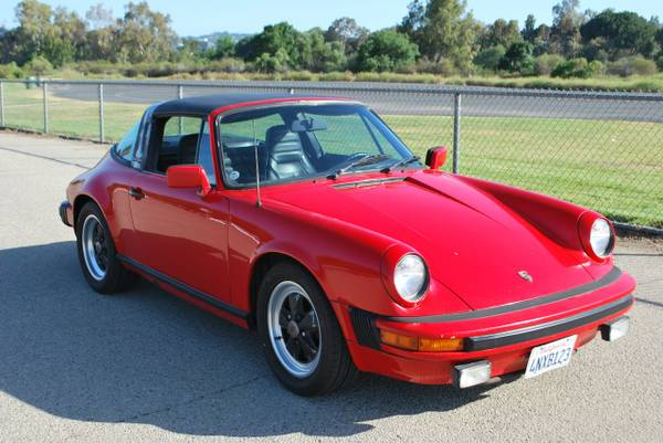 1980 Porsche 911 Targa for Sale - Buy Classic Volks