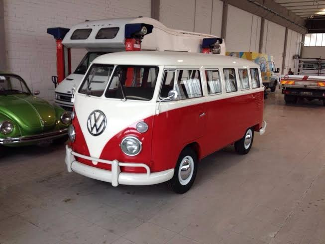 For Sale Kombi