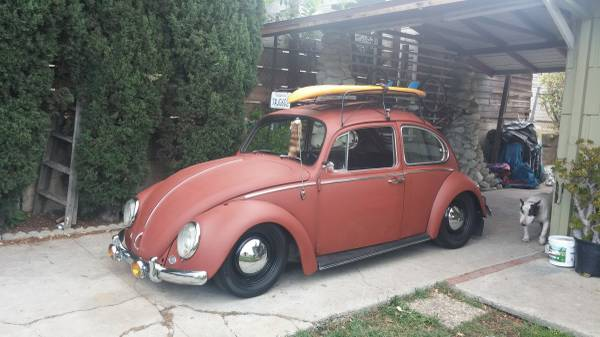 Hoodride 1966 vw bug for sale