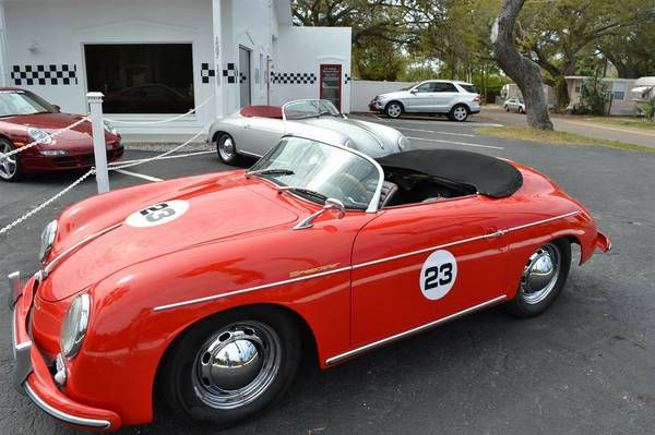 1957 Porsche Speedster 356 Replic For Sale