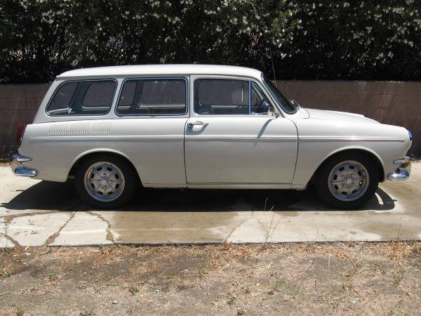 1967 VW Type 3 Squareback