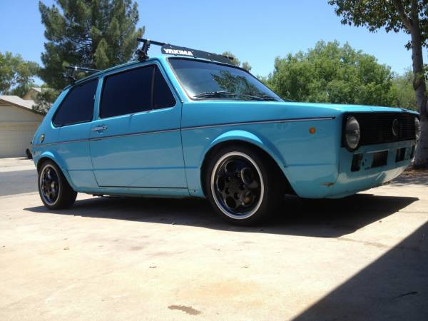 1977 vw rabbit for sale