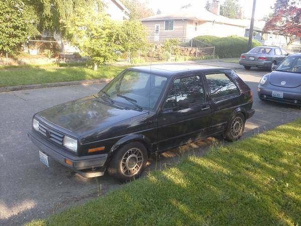 1986 Volkswagen GTI for Sale