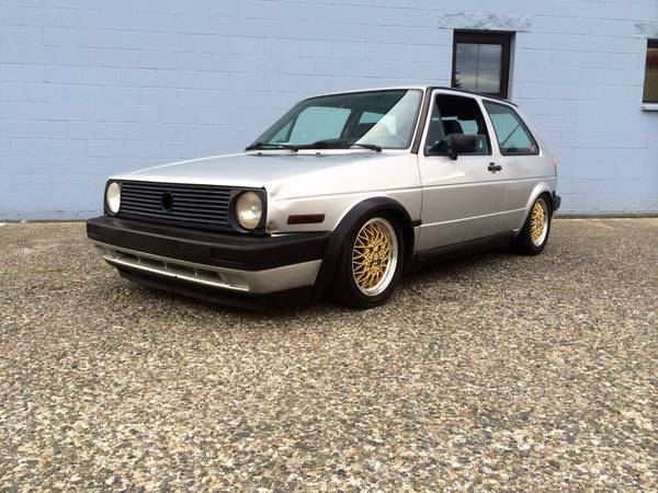 1987 VW Golf for Sale  Buy Classic Volks