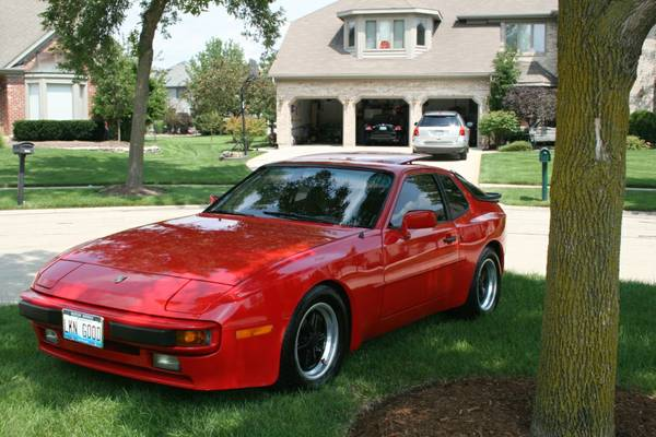 For Sale 1984 Porsche 944 Low Miles