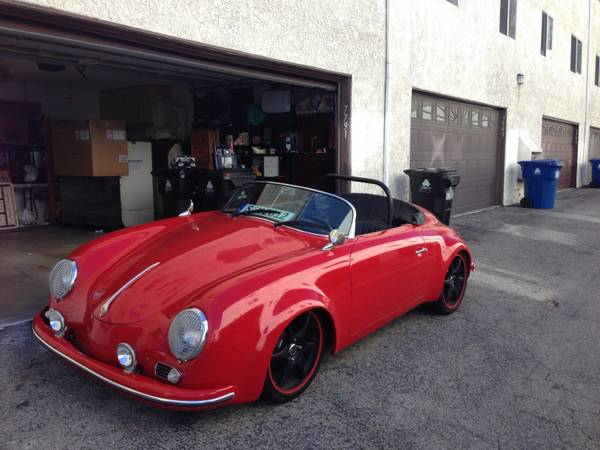 for sale 1959 Porsche speedster 356
