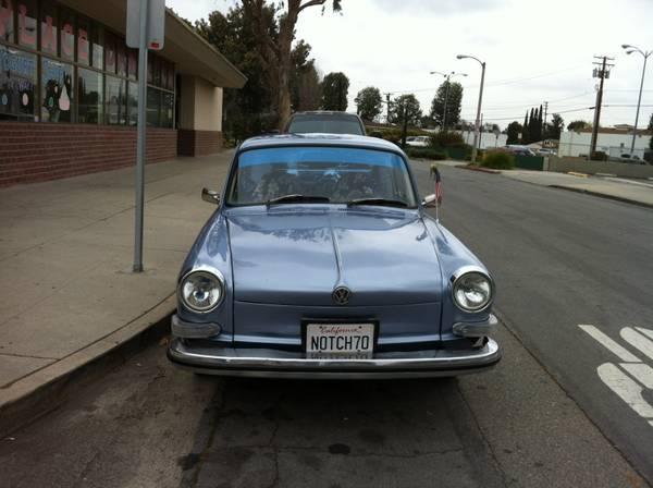 1970 VW Notchback for sale