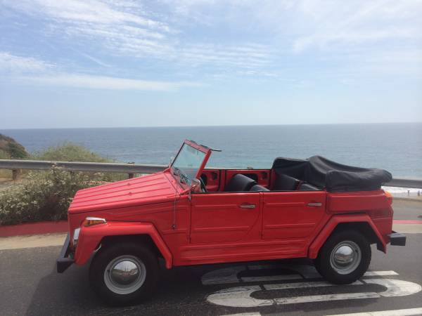 1974 red Volksvagem Thing for sale