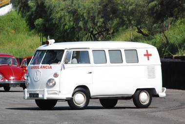For Sale Bus VW Ambulance Split