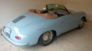 1959 Porsche 356 Roadster for sale