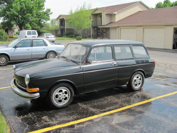 1970 Volkswagen Type 3 Fastback For Sale ✓ Volkswagen Car