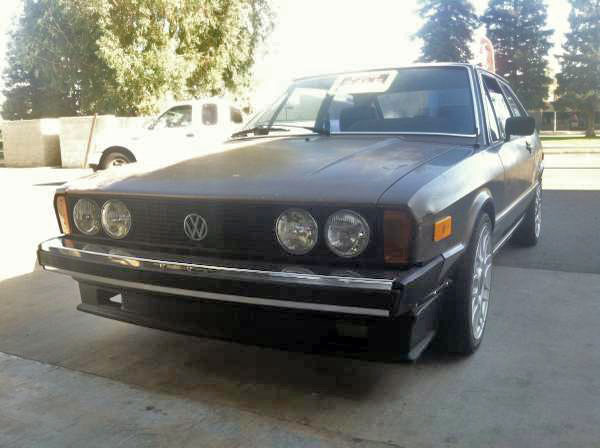 1976 Vw scirocco mk1 for sale