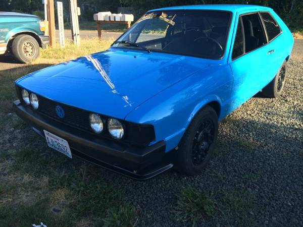 1978 Volkswagen Scirocco for Sale