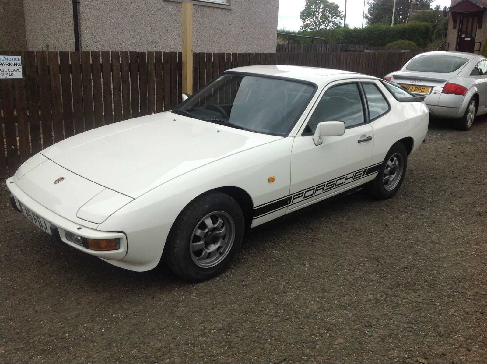 1984 porsche 924 Always Garaged