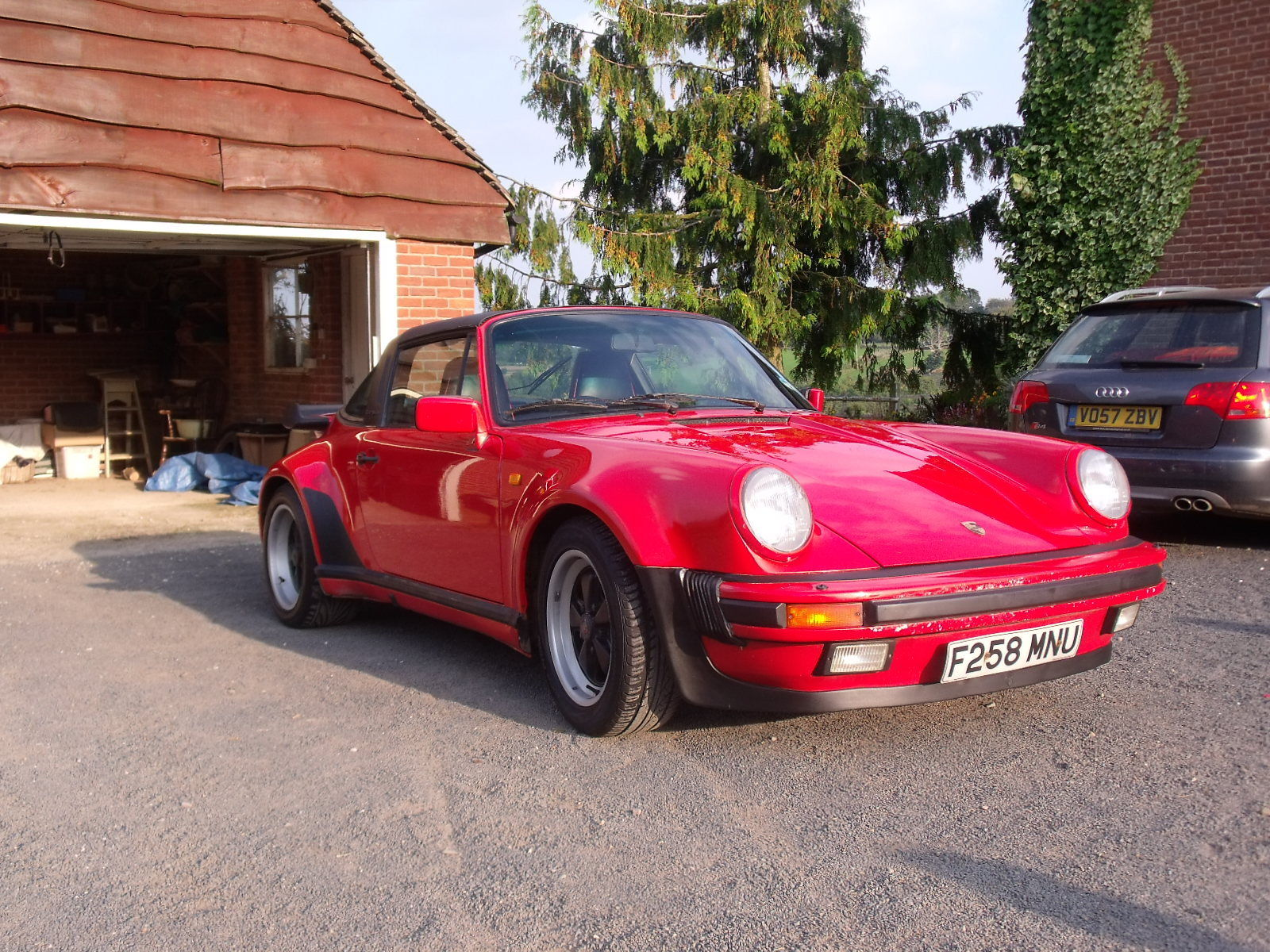 1989 Porsche 911 Targa for Sale