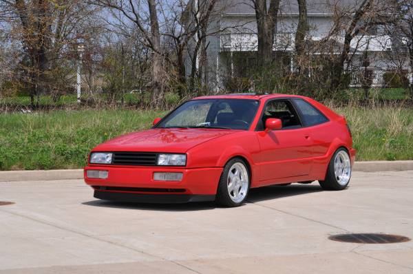 1990 VW Corrado G60 Supecharged