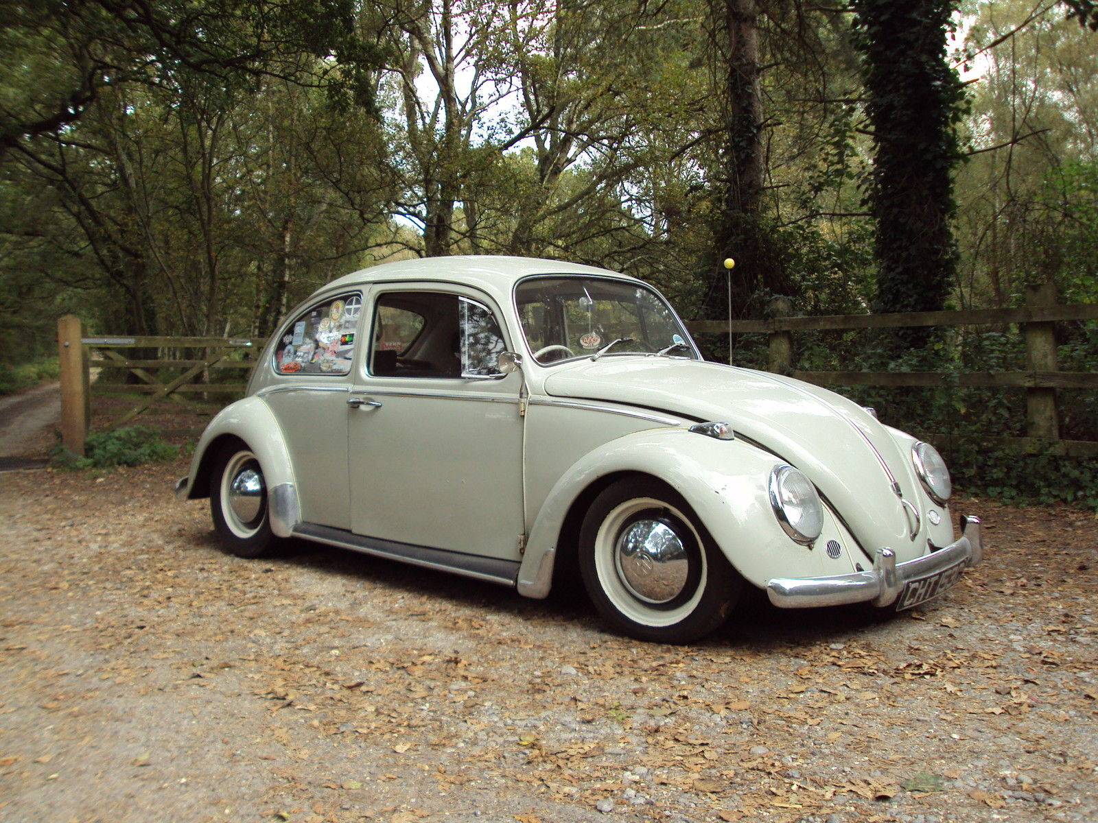 for sale volkswagen beetle grey 1965 buy classic volks. Black Bedroom Furniture Sets. Home Design Ideas