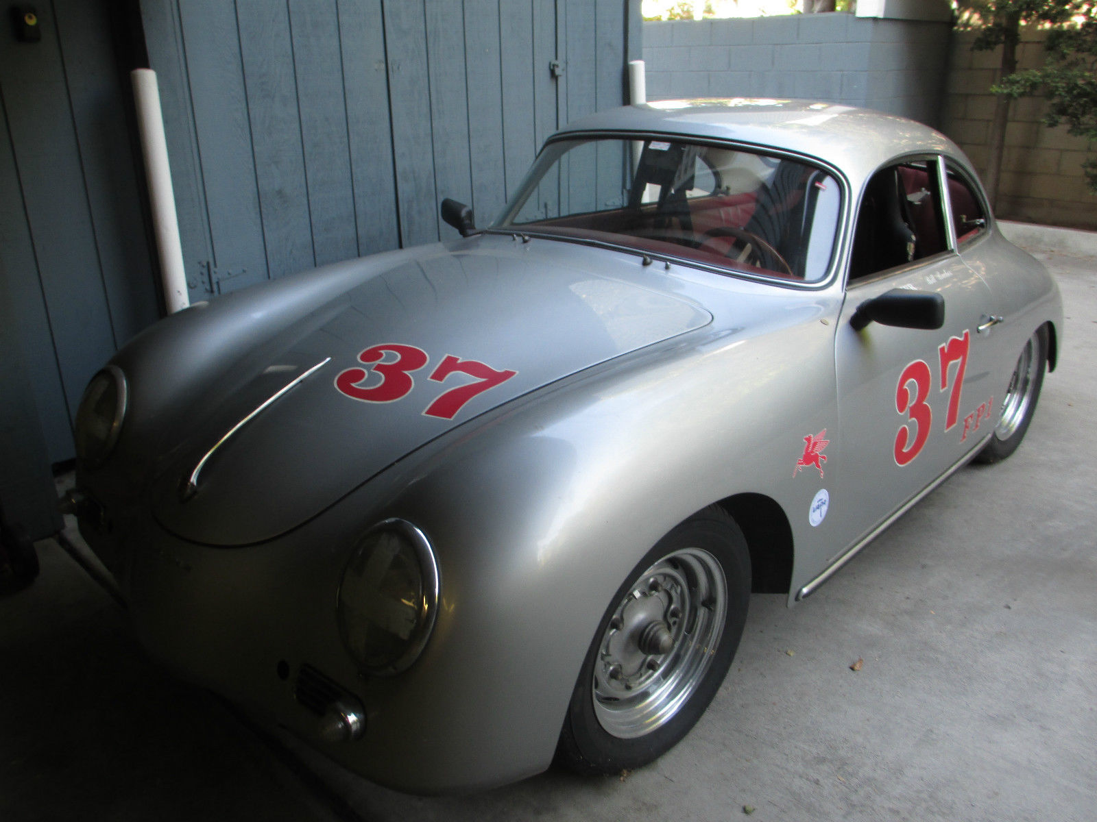 1959 Porsche 356 Coupe Vintage Race Car