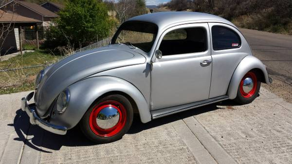 1961 vw bug fresh rebuild