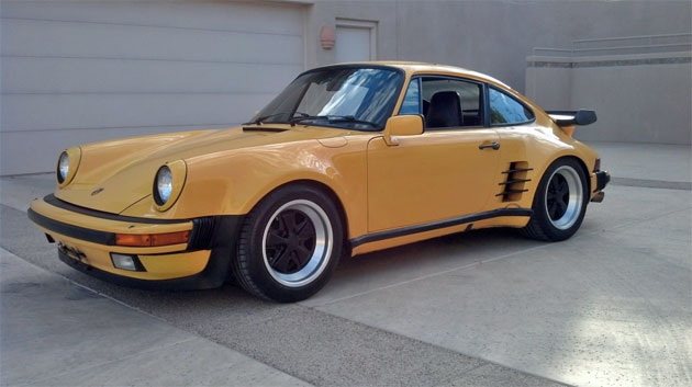 1986 Porsche 911 Turbo for Sale
