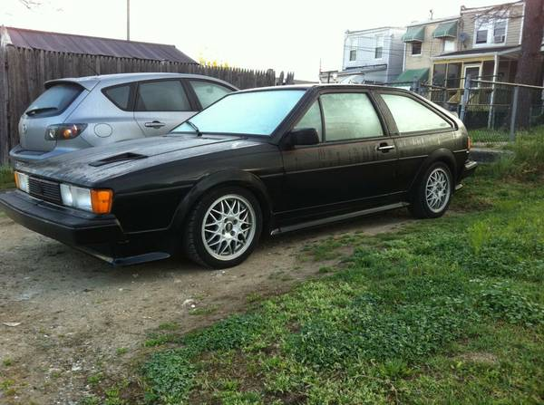 1988 VW Scirocco G60 for Sale