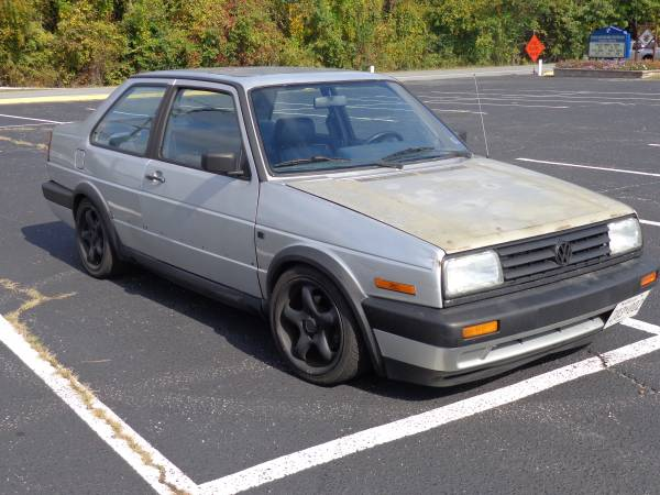 1990 VW Jetta GL Coupe