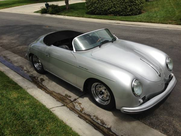 1956 Porsche Speedster for sale