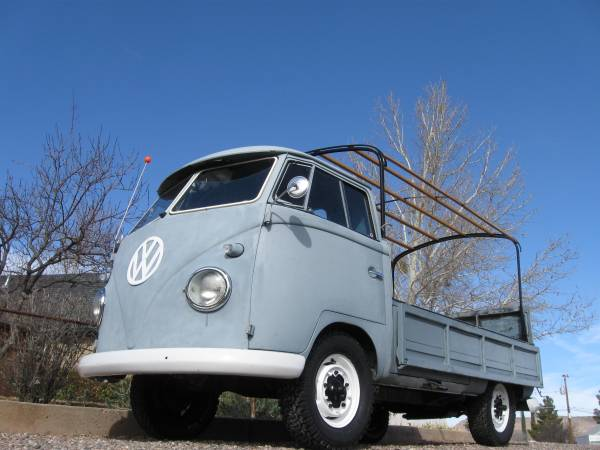 1961 VW Single Cab for sale