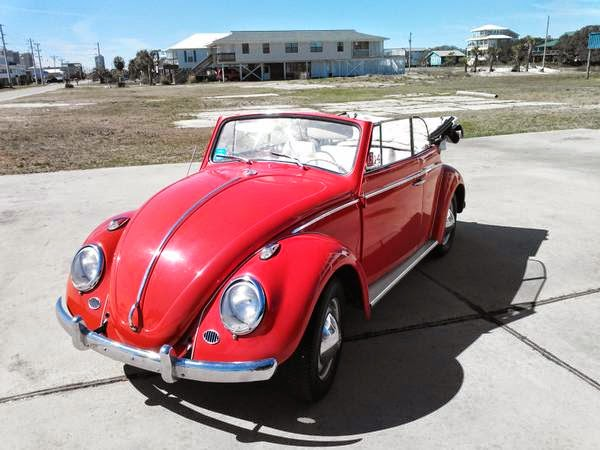 1964 Beetle Bug Convertible