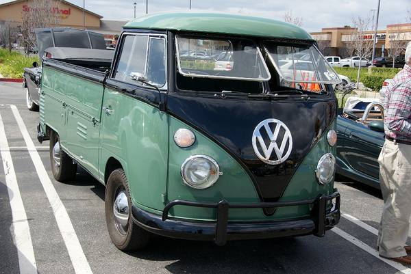 1965 VW Single Cab for Sale