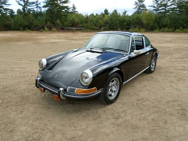 1972 Porsche 911TE for Sale