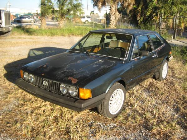 1979 Volkswagen Scirocco MK1 for Sale - Buy Classic Volks