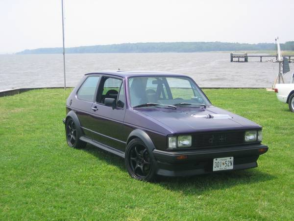 1983 vw gti rabbit turbo 16v