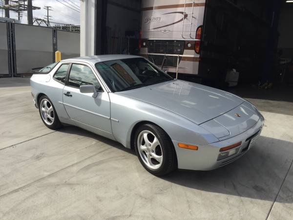 1989 porsche 944 s2 coupe buy classic volks. Black Bedroom Furniture Sets. Home Design Ideas