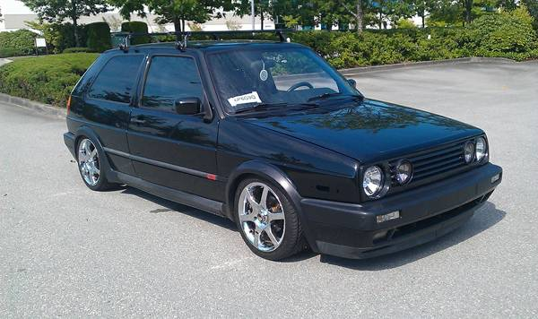 1992 volkswagen golf gti for sale buy classic volks. Black Bedroom Furniture Sets. Home Design Ideas
