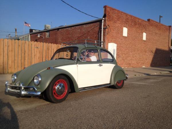 Clean good running 1967 Volkswagen Bug