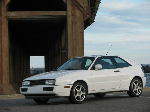 VW Corrado G60 1990 Super Deal