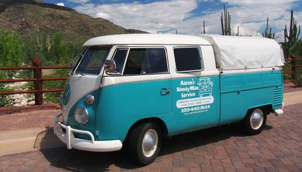Volkswagen crewcab 1965 for Sale
