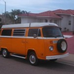 VW Bus Westfalia 1977