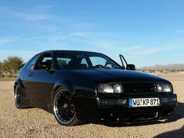 1990 volkswagen corrado for sale