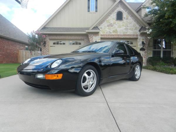 Rare Classic Sport Porsche 968