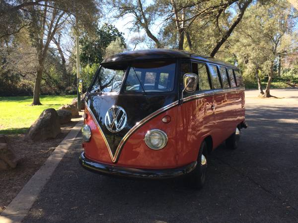 1961 VW Bus for Sale