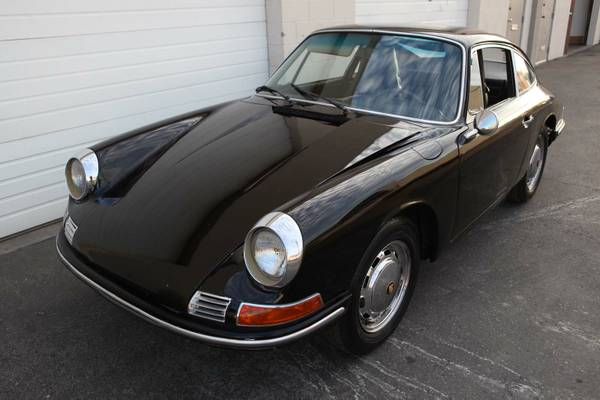 Very Early 1965 Porsche 912