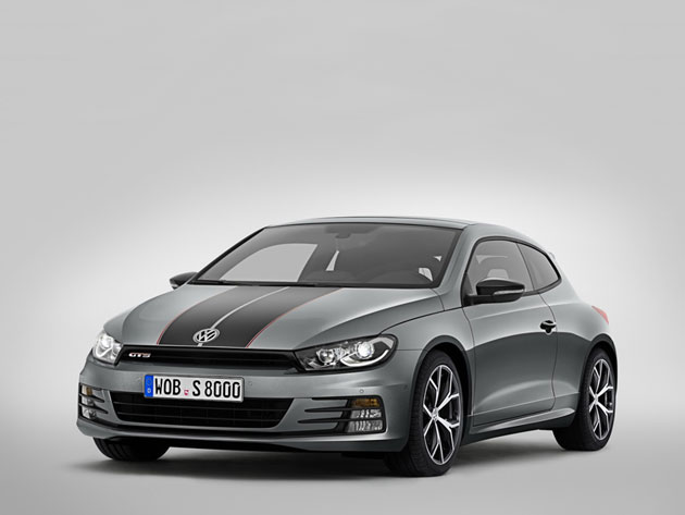 New 2015 VW Scirocco GTS