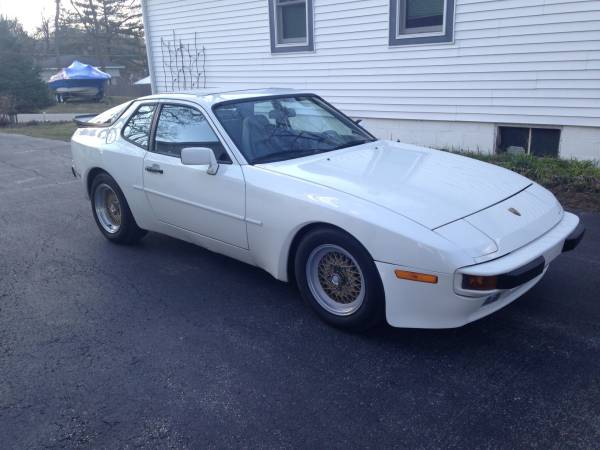 1983 Porsche 944 5 manual speed