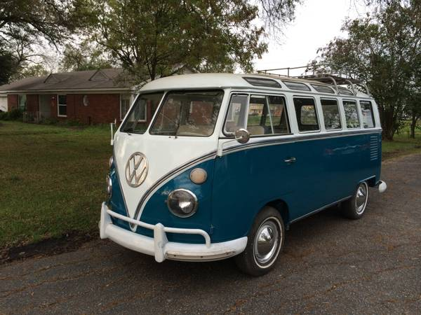 Beloved Volkswagen Bus for Sale