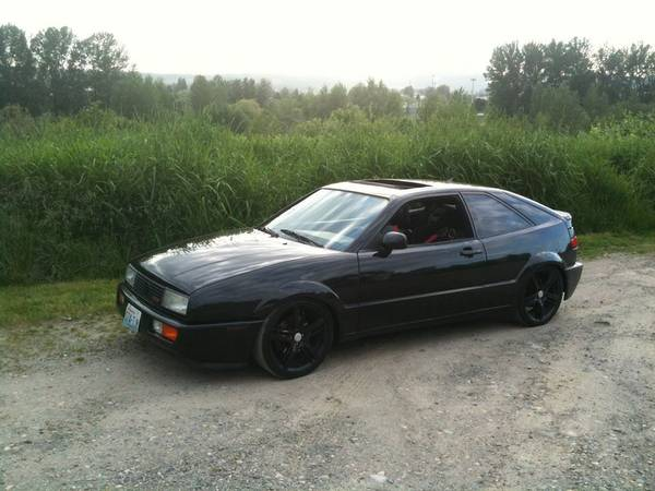 Needs Rebuilt, 1991 VW Corrado