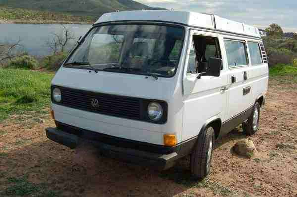 1980 Volkswagen Westfalia Camper for sale