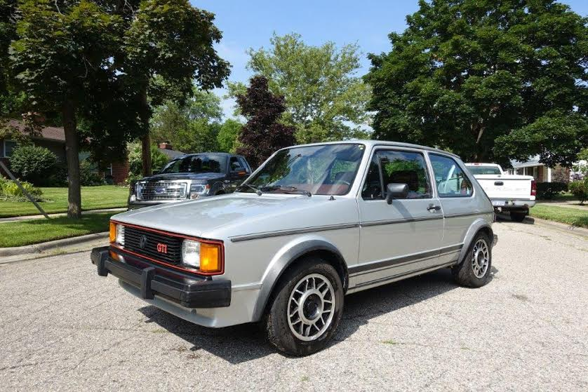 Original 1984 Vw Gti Buy Classic Volks